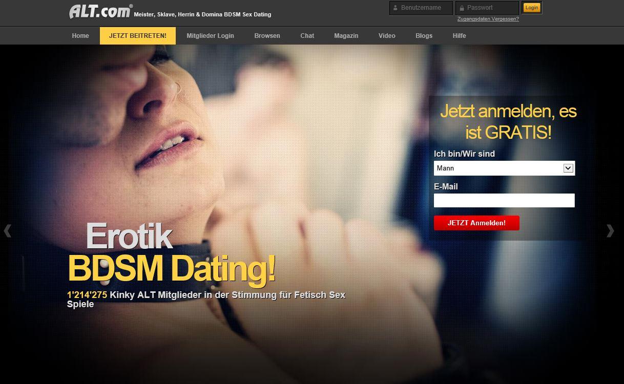 sex sklavin dating